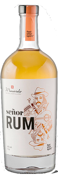 Macardo Senor Rum 42°