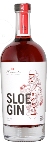 Macardo Sloe Gin 28°