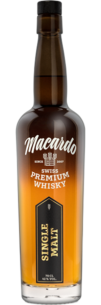 Macardo Whisky Single Malt 42°