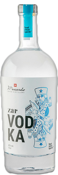 Macardo Zar Vodka 42°