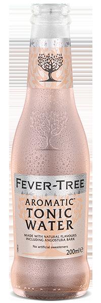 Fever Tree Aromatic Tonic Water Angostura