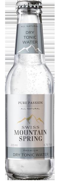 Swiss Mountain Spring Dry Tonic Water