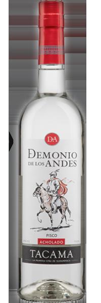 Pisco Acholado Demonio de los Andes Peru 40°