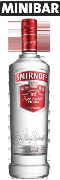Vodka Smirnoff 40°