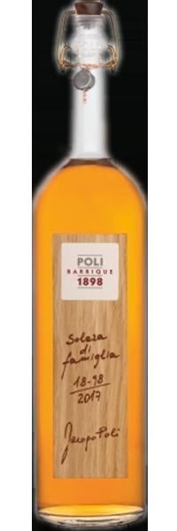 Grappa Barrique Solera di Famiglia Jacopo Poli 55°