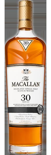 Macallan 30 years Sherry Oak 43°