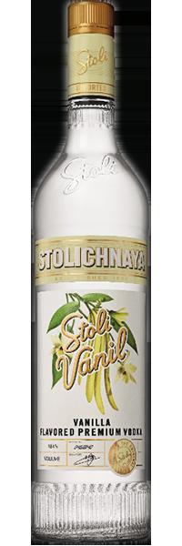 Stolichnaya Vanille 37.5°