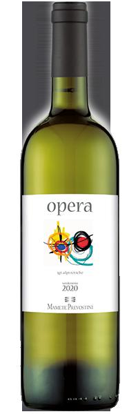 Opera Bianco 2020 Mamete Prevostini