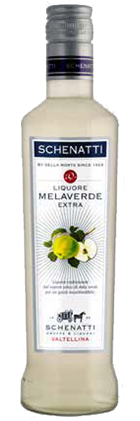 Liquore Mela verde 21° Schenatti