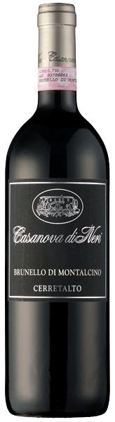 Brunello Cerretalto 2015 Casanova di Neri