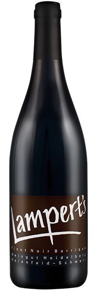 Maienfelder Pinot Noir Badrus 2018 Heidelberg