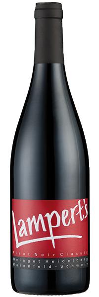 Maienfelder Pinot Noir Classic 2018 W Heidelberg
