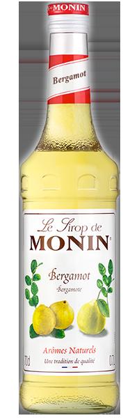 Bergamotte Sirup Monin