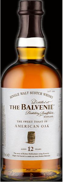 The Balvenie Sweet Toast of American Oak 12y 43°