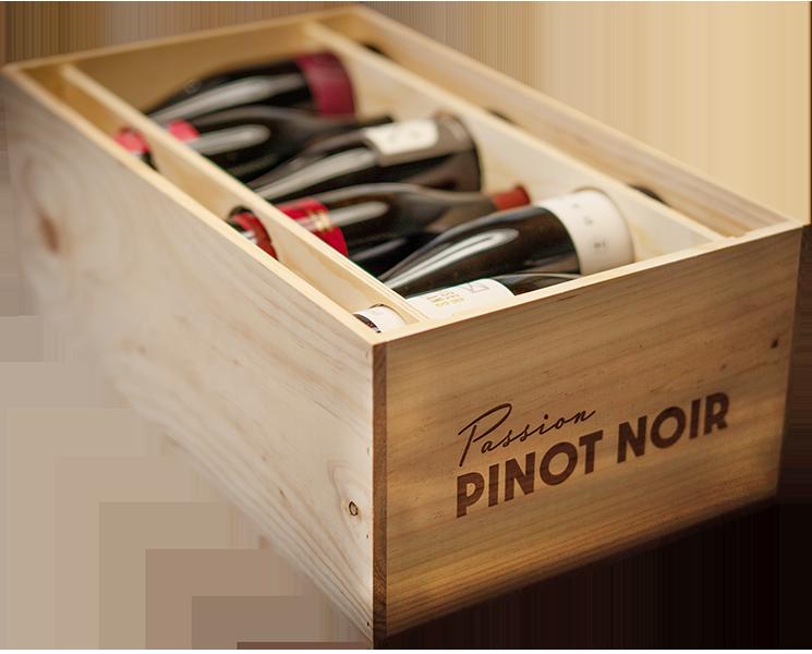 Passion Pinot Noir Vintage 2018