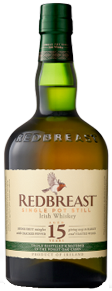 Redbreast 15 years 46°