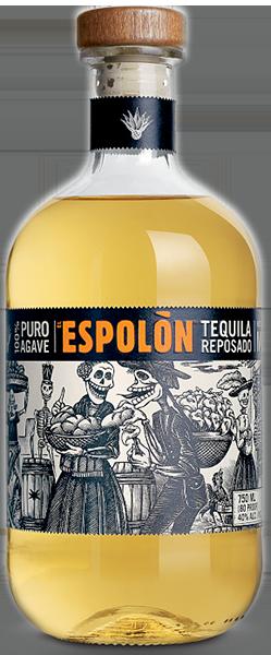 Tequila Puro Agave Reposado Espolon 40°