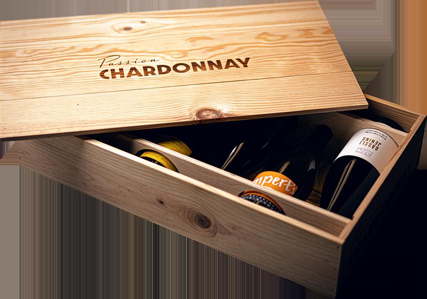 Passion Chardonnay Vintage 2019