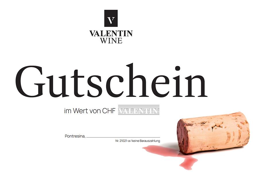 Gutschein  Fr. 1'000.00