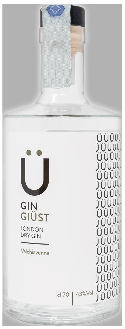 Gin Giüst 43°