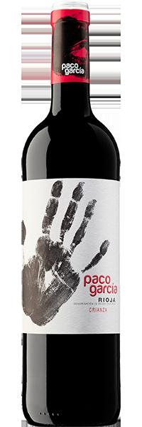Rioja Crianza 2018 Paco Garcia