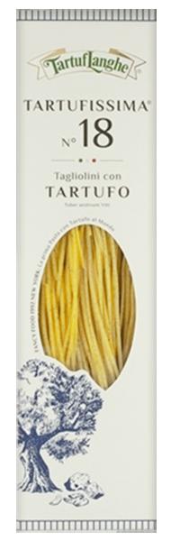 Tagliolini con tartufo N.18 Tartuflanghe