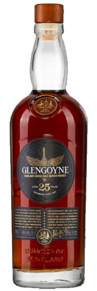 Glengoyne 25 years Sherry Cask 43°