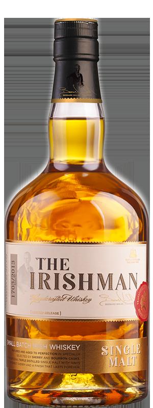 The Irishman Single Malt 40°