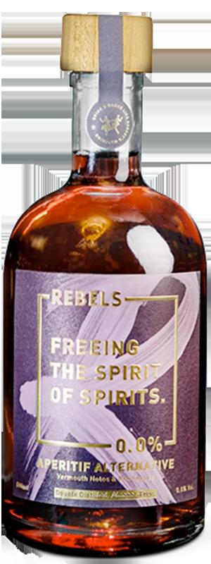 Rebels Aperitif Alternative 0° alkoholfrei