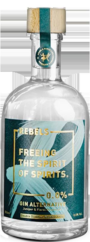 Rebels Gin Alternative 0° alkoholfrei