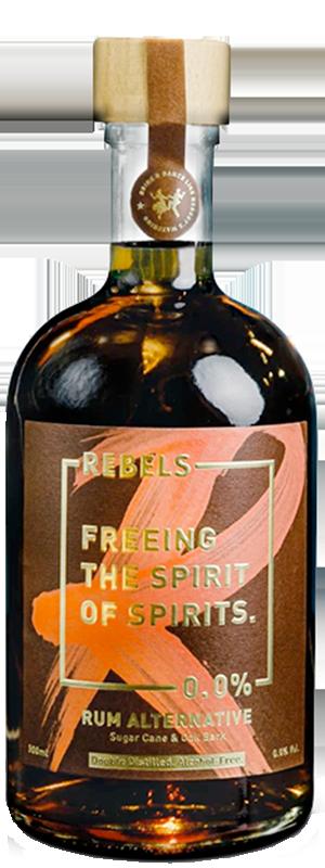 Rebels Rum Alternative 0° alkoholfrei