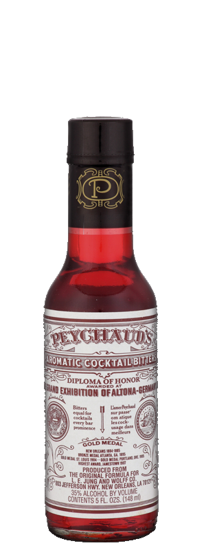 Peychauds Bitter Aromatic 35°