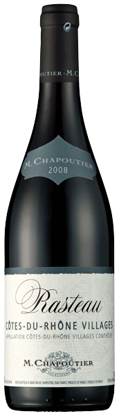Rasteau 2019 Chapoutier