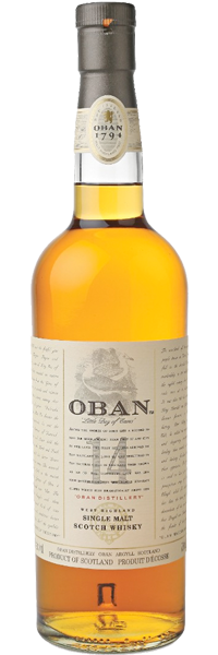 Oban 14 years old 43°