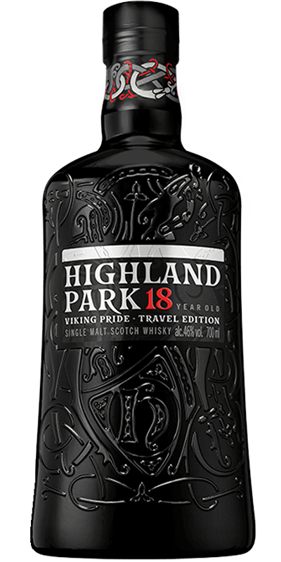 Highland Park 18 years Viking Pride 43°