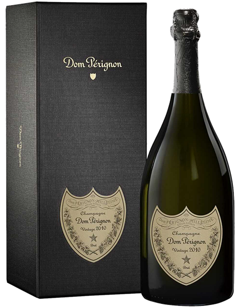 Dom Pérignon Millésimé Blanc 2010 Giftbox