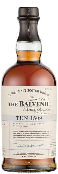 The Balvenie TUN 1509 Batch No 7 52.4°